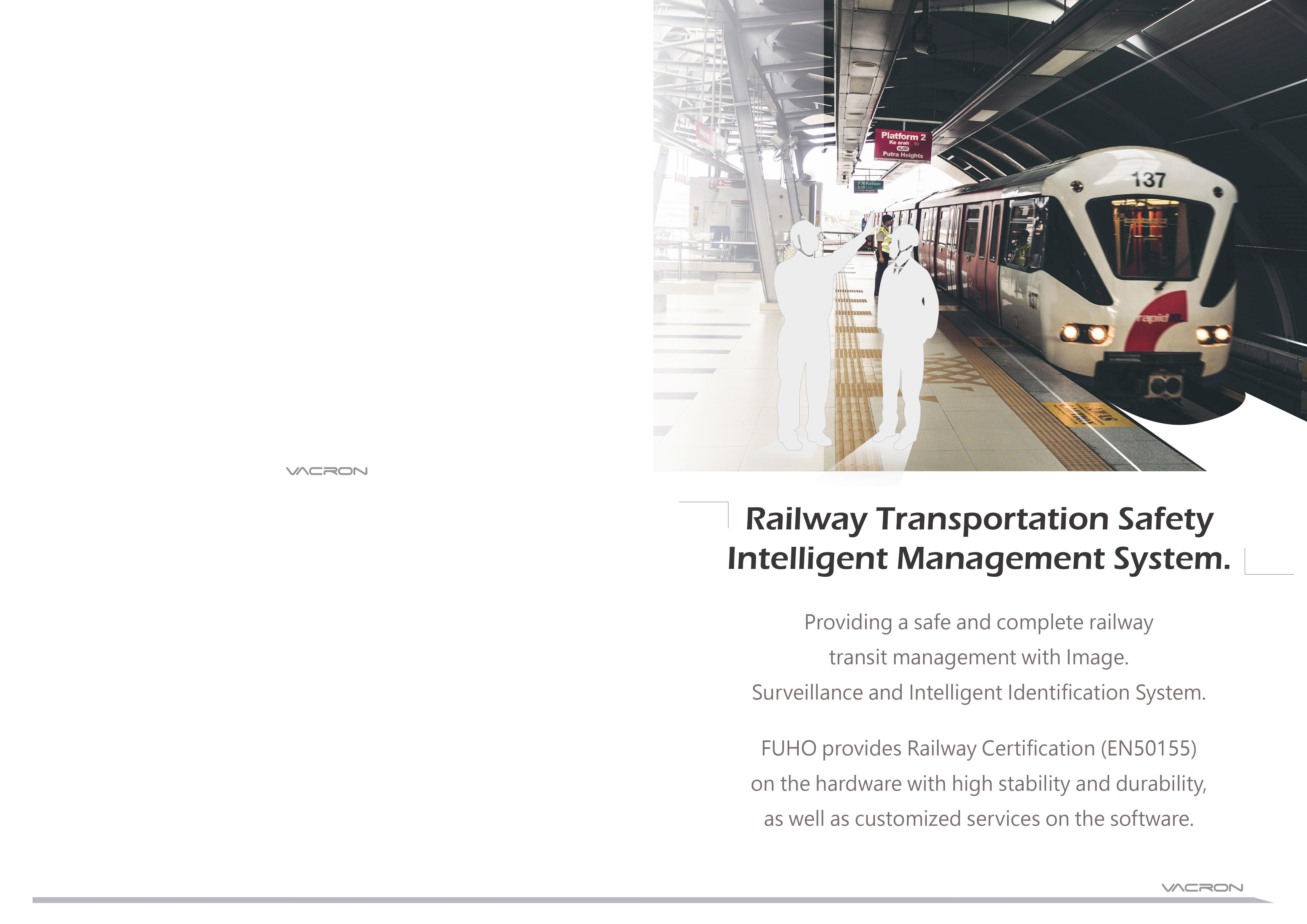 Vacron -  Rail Transportation Safety and Intelligent Management System